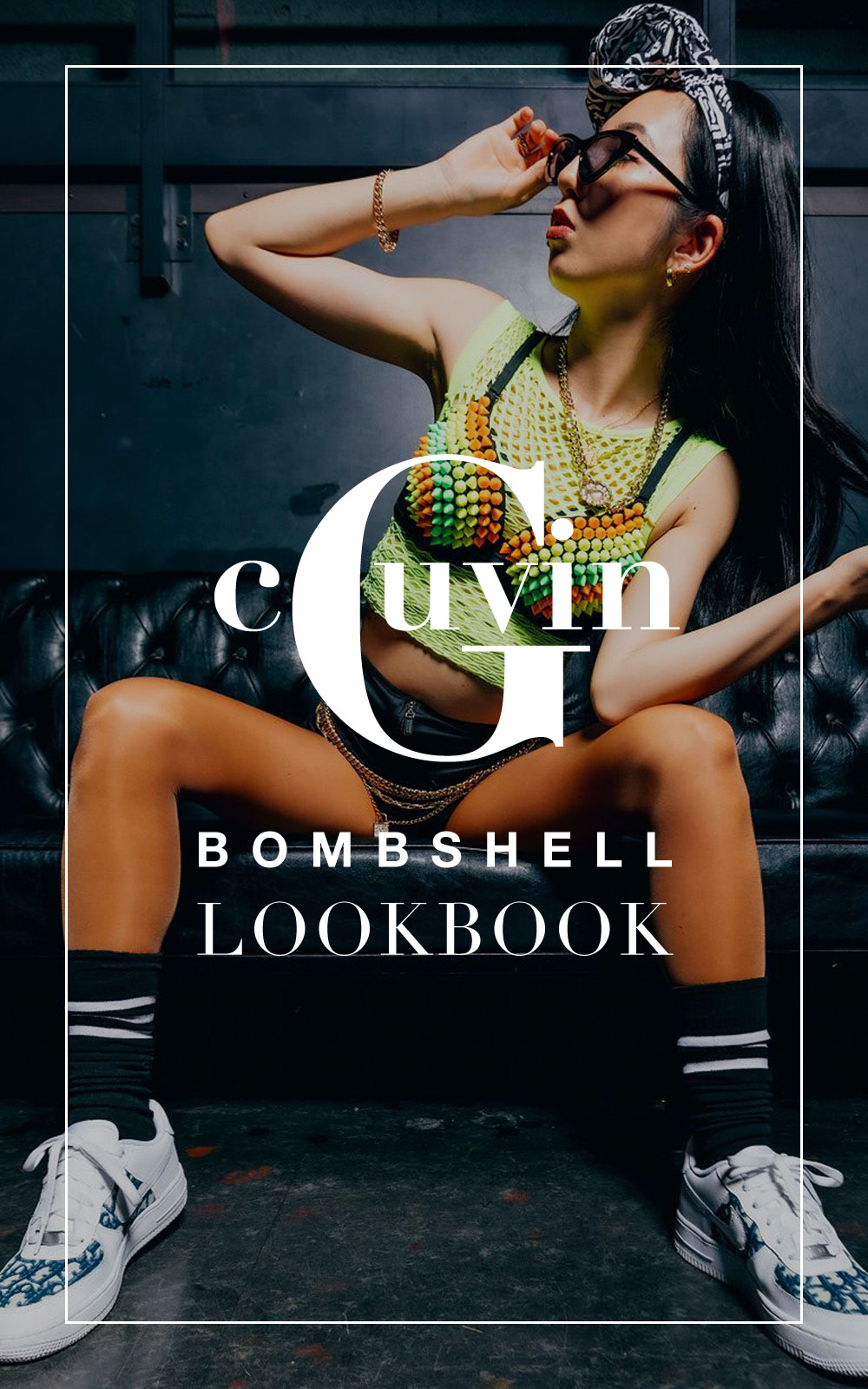 bombshellダンス衣装 ナイトクラブ(nightclub)で輝くダンサー衣装